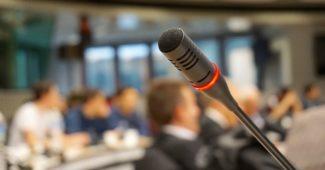 Konferencijų įrangos nuoma
