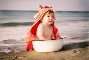 rankšluostis vaikams