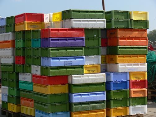 plastikinės dėžės sandėliavimui
